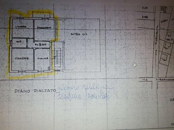 Appartamento in vendita a Gallarate, Caiello, Arredato, con giardino, 90 mq - Foto 4