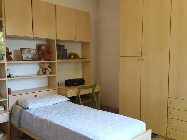 Appartamento in vendita a Gallarate, Caiello, Arredato, con giardino, 90 mq - Foto 15