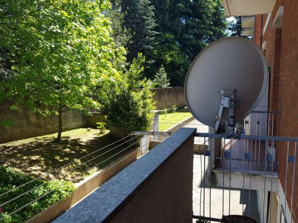 Appartamento in vendita a Gallarate, Caiello, Arredato, con giardino, 90 mq - Foto 32