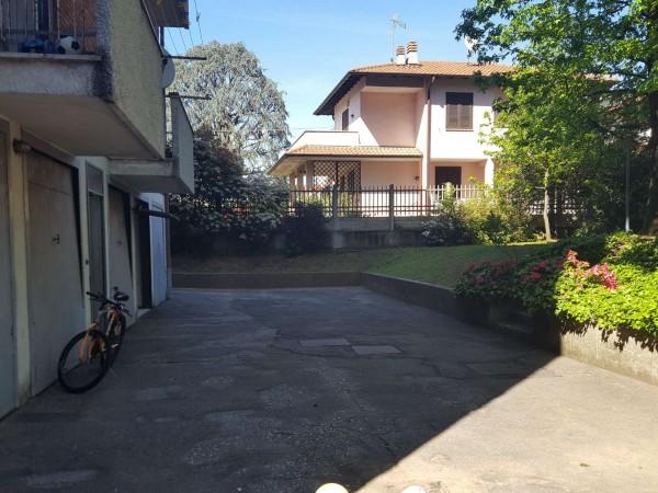 Appartamento in vendita a Gallarate, Caiello, Arredato, con giardino, 90 mq - Foto 33
