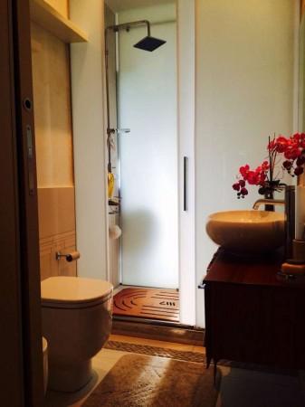 Appartamento in vendita a Vedano al Lambro, Parco, Arredato, con giardino, 110 mq - Foto 6
