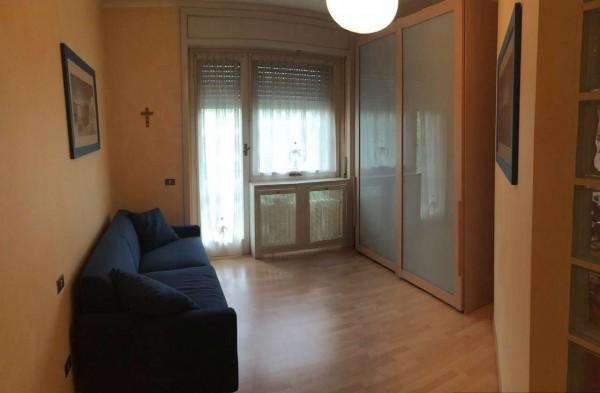 Appartamento in vendita a Vedano al Lambro, Parco, Arredato, con giardino, 110 mq - Foto 4