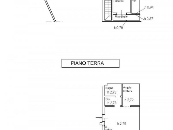 Casa indipendente in vendita a Firenze, 90 mq - Foto 2
