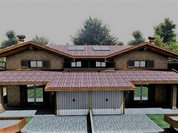 Villa in vendita a Marnate, 150 mq