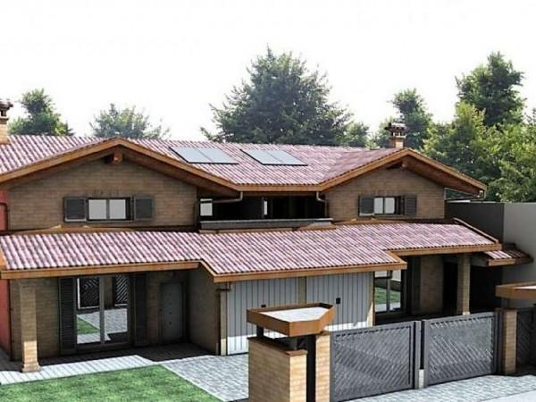 Villa in vendita a Marnate, 150 mq - Foto 9