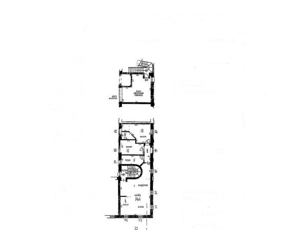 Rustico/Casale in vendita a Meda, Centralissima, Con giardino, 2640 mq - Foto 4