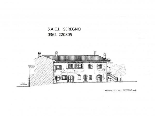 Rustico/Casale in vendita a Meda, Centralissima, Con giardino, 2640 mq - Foto 8