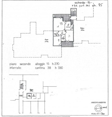Appartamento in vendita a Vinovo, Vinovo, 90 mq - Foto 2