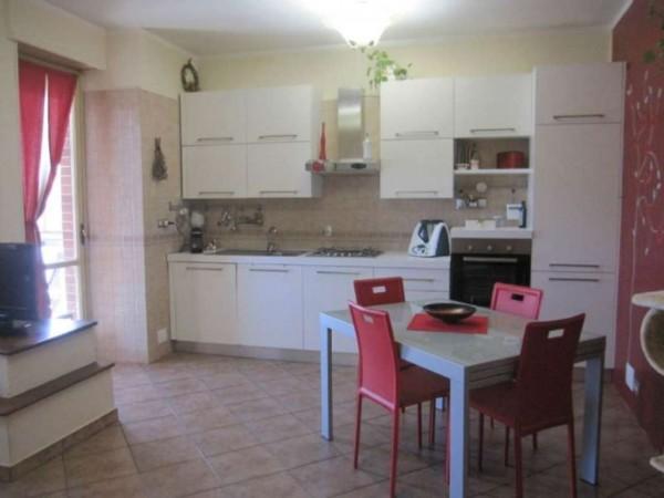 Appartamento in vendita a Vinovo, Vinovo, Con giardino, 130 mq