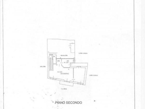 Appartamento in vendita a Vinovo, 1° Cintura, 66 mq - Foto 4