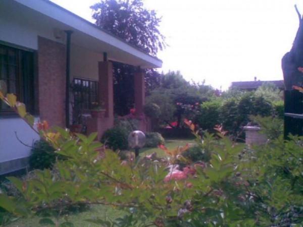 Villa in vendita a Vinovo, Le Torrette, Con giardino, 280 mq - Foto 4