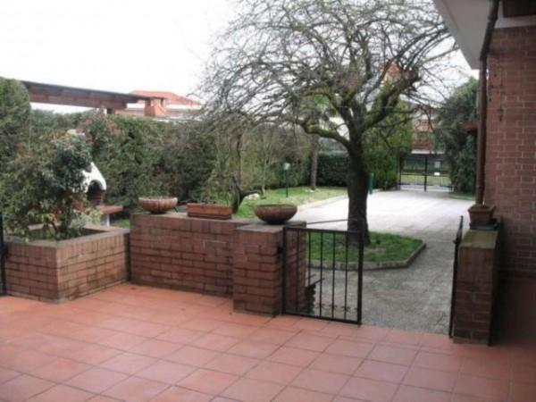Villa in vendita a Vinovo, Le Torrette, Con giardino, 280 mq - Foto 11