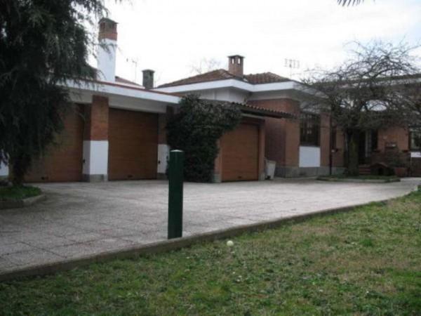 Villa in vendita a Vinovo, Le Torrette, Con giardino, 280 mq - Foto 10