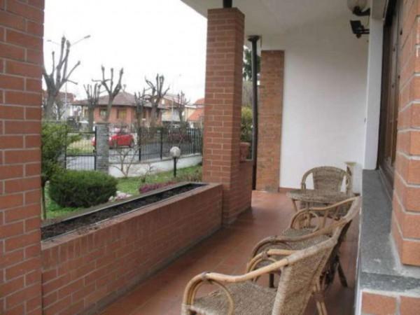 Villa in vendita a Vinovo, Le Torrette, Con giardino, 280 mq