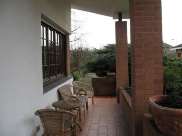 Villa in vendita a Vinovo, Le Torrette, Con giardino, 280 mq - Foto 8