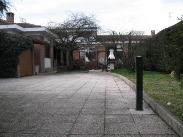 Villa in vendita a Vinovo, Le Torrette, Con giardino, 280 mq - Foto 9