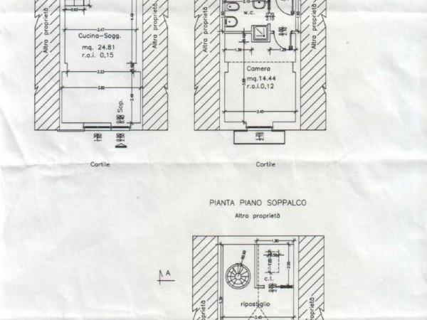 Appartamento in vendita a Cinisello Balsamo, Centro, Con giardino, 80 mq - Foto 3