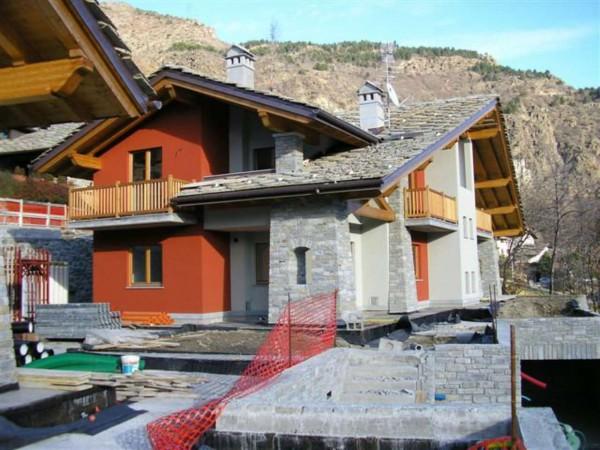 Villa in vendita a Quart, Chamerod, 80 mq