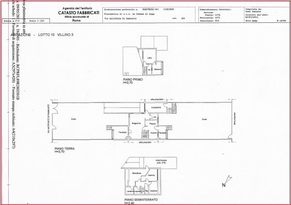 Villa in vendita a Roma, Palocco, 180 mq - Foto 2