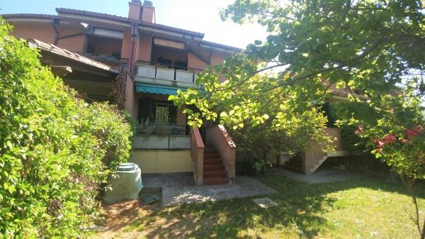 Villa in vendita a Roma, Palocco, 180 mq