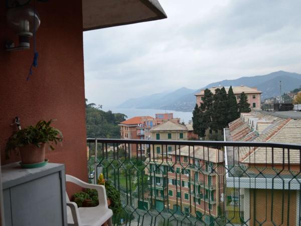 Appartamento in vendita a Camogli, Via Castagneto, Con giardino, 65 mq - Foto 17