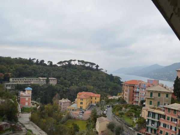 Appartamento in vendita a Camogli, Via Castagneto, Con giardino, 65 mq - Foto 16