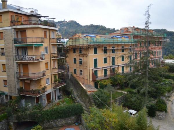 Appartamento in vendita a Camogli, Via Castagneto, Con giardino, 65 mq - Foto 10