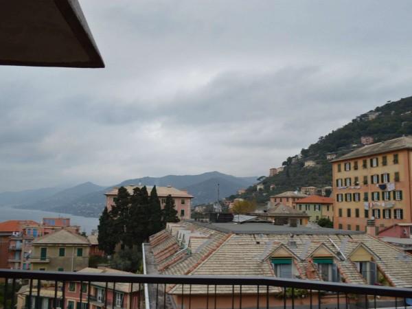 Appartamento in vendita a Camogli, Via Castagneto, Con giardino, 65 mq - Foto 15