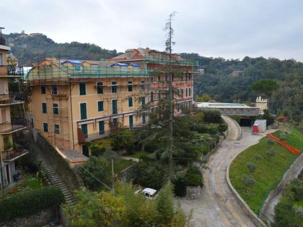 Appartamento in vendita a Camogli, Via Castagneto, Con giardino, 65 mq - Foto 9