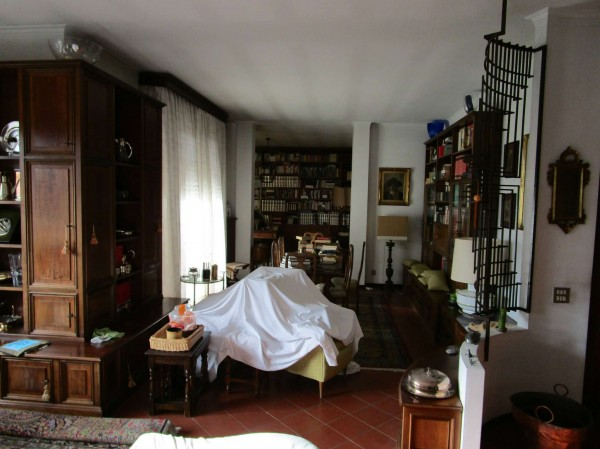 Appartamento in vendita a Prato, Con giardino, 238 mq - Foto 19
