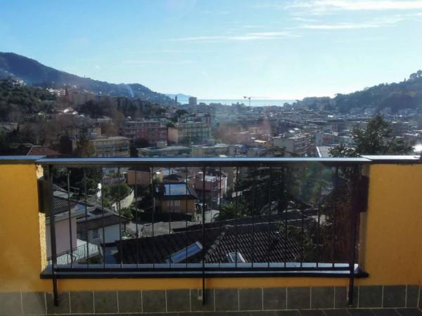 Appartamento in vendita a Rapallo, Centrale, Con giardino, 70 mq - Foto 1