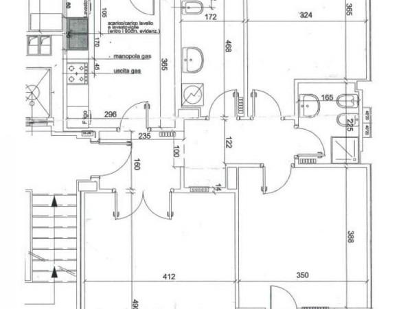 Appartamento in vendita a Torino, Lingotto, 100 mq - Foto 2