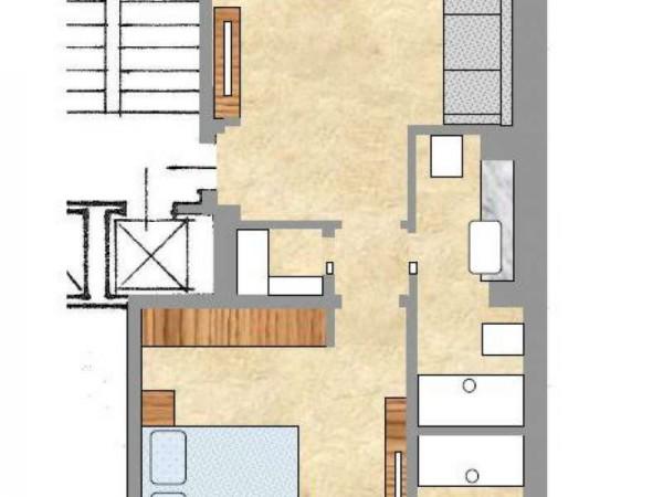 Appartamento in vendita a Torino, Parella, Arredato, 60 mq - Foto 10