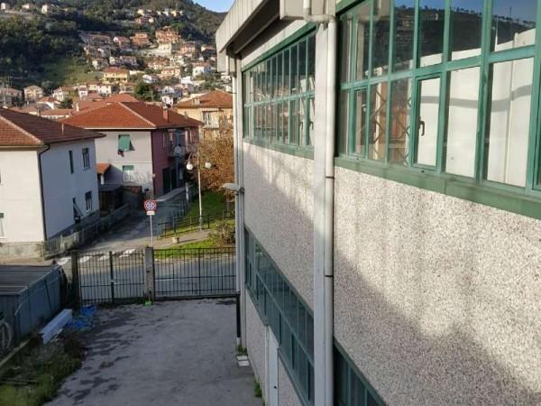 Capannone in vendita a Casarza Ligure, Centro, Con giardino, 545 mq - Foto 31