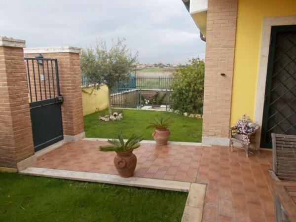 Villetta a schiera in vendita a Roma, Casal Lumbroso, Con giardino, 265 mq - Foto 35