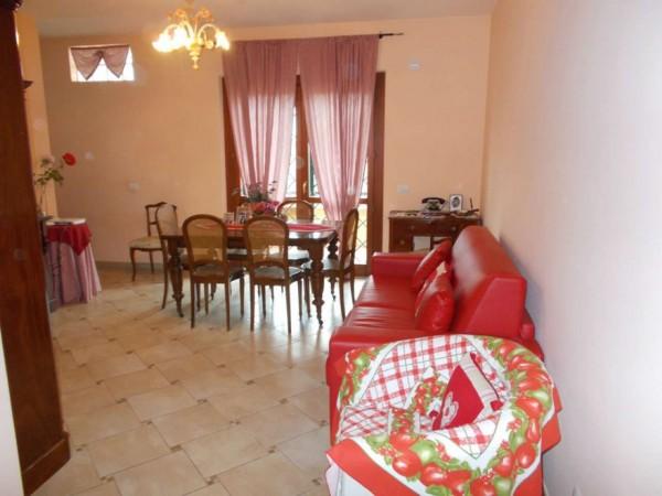 Villetta a schiera in vendita a Roma, Casal Lumbroso, Con giardino, 265 mq - Foto 34
