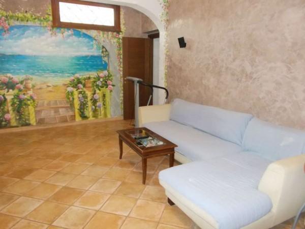Villetta a schiera in vendita a Roma, Casal Lumbroso, Con giardino, 265 mq - Foto 29