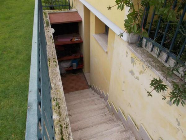 Villetta a schiera in vendita a Roma, Casal Lumbroso, Con giardino, 265 mq - Foto 6