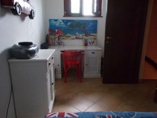 Villetta a schiera in vendita a Roma, Casal Lumbroso, Con giardino, 265 mq - Foto 19