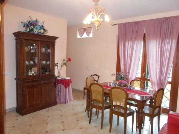 Villetta a schiera in vendita a Roma, Casal Lumbroso, Con giardino, 265 mq - Foto 33
