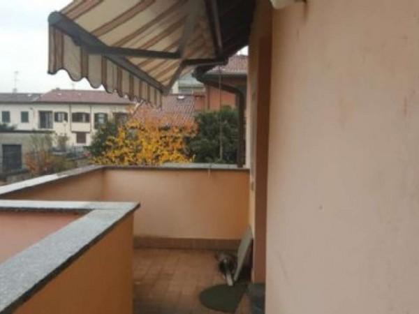 Casa indipendente in vendita a Casorezzo, Centro, 210 mq - Foto 4