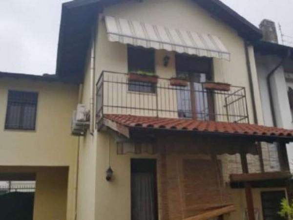 Casa indipendente in vendita a Casorezzo, Centro, 210 mq - Foto 16