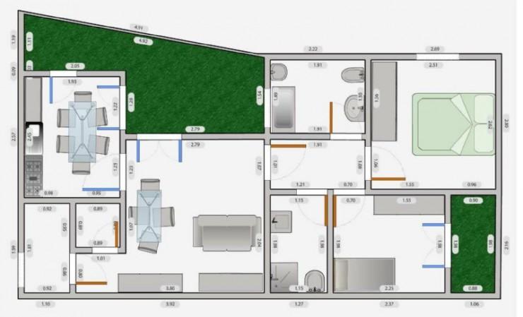 Appartamento in affitto a Milano, Q.re Adriano, 60 mq - Foto 4