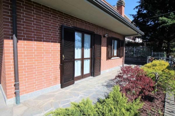 Villa in vendita a Alpignano, Belvedere, Con giardino, 240 mq - Foto 12