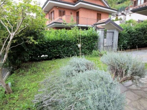 Villa in vendita a Alpignano, Belvedere, Con giardino, 240 mq - Foto 24