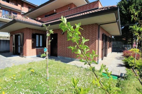 Villa in vendita a Alpignano, Belvedere, Con giardino, 240 mq - Foto 13