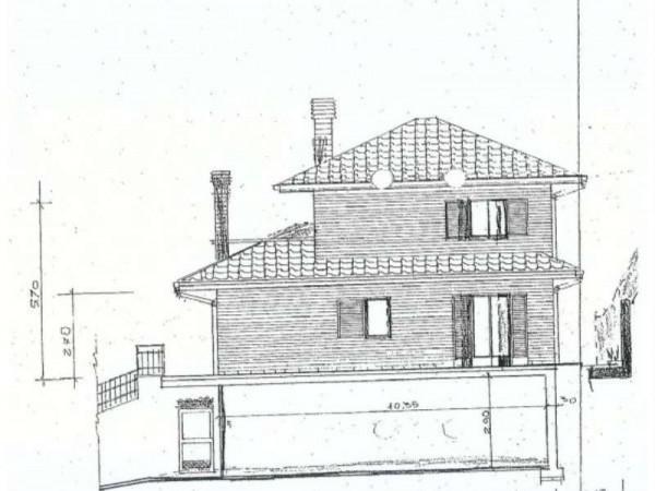 Villa in vendita a Alpignano, Belvedere, Con giardino, 240 mq - Foto 18