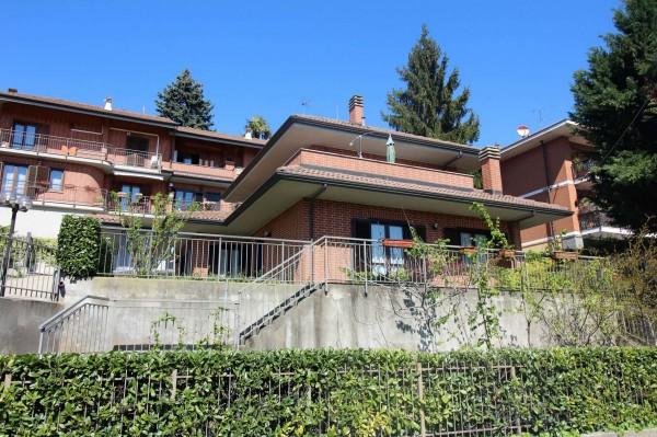 Villa in vendita a Alpignano, Belvedere, Con giardino, 240 mq - Foto 4
