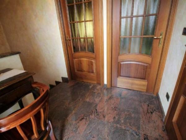 Villa in vendita a Alpignano, Belvedere, Con giardino, 240 mq - Foto 36