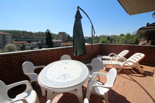 Villa in vendita a Alpignano, Belvedere, Con giardino, 240 mq - Foto 10